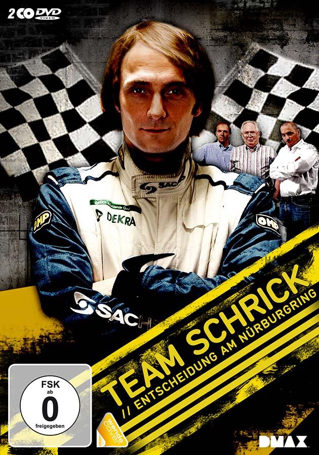 Team Schrick - Entscheidung am Nürburgring